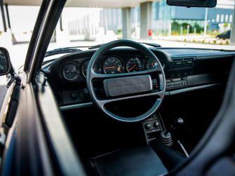 Tweedehands Porsche 911 Cabrio 1986 occasion