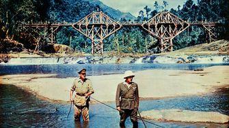 Bridge river Kwai Netflix oorlogsfilm