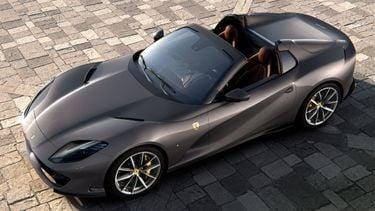 snelste cabrio, Ferrari 812 GTS, peter gillis, massa is kassa