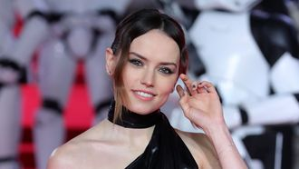 Daisy Ridley Star Wars: The Rise of Skywalker