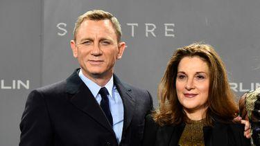 Daniel Craig Barbara Broccoli 007 James Bond