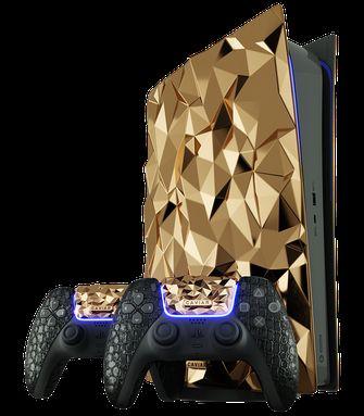 Caviar 18 karaats goud PS5 Playstation 5