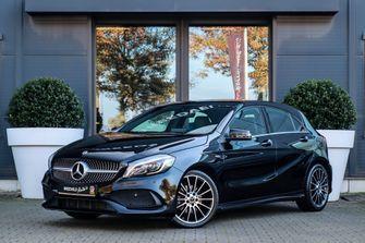 Tweedehands Mercedes-Benz A-Klasse 180D AMG Edition 2017 occasion