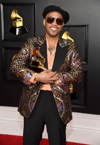 grammy awards, anderson paak