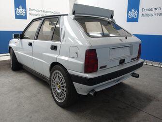 Lancia Delta HF Integrale, overheid