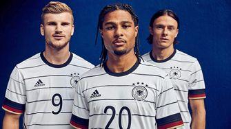 mooiste voetbalshirts, ek 2021, duitsland, euro 2020