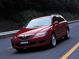 Betrouwbare tweedehands stationwagen Mazda 6
