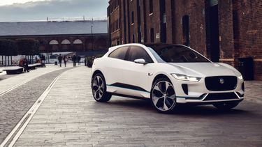 Jaguar I-PACE review getest