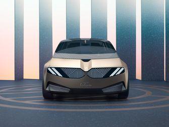 BMW i Vision Circular, recyclebaar, accu, 2040
