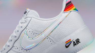 nike air force 1 betrue, pride, sneakers, month, maand, 2020