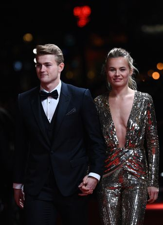 BALLON D'OR gala 2019, best geklede voetballers, matthijs de ligt