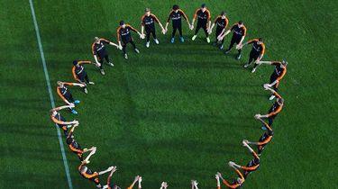 nederlands elftal, spelers, oranje, statement, racisme