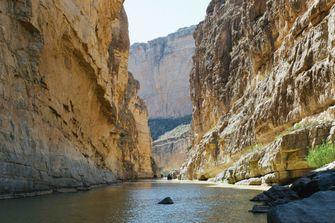 onbekende, nationale parken, amerika, texas, Big Bend National Park