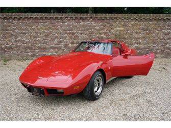 Tweedehands Chevrolet Corvette A.J. Foyt 1977 occasion