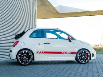 Tweedehands Fiat 500 Abarth Competizione 2017 occasion