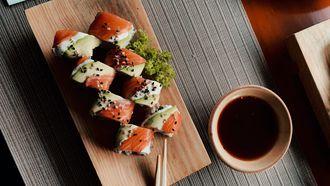 sumo, tatso, onbeperkt sushi eten, hoog niveau