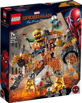 LEGO Spider-Man Molten Man