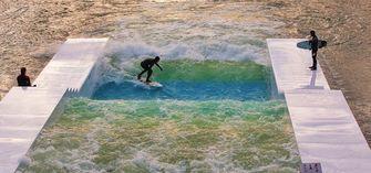 unit surf pool, parktech