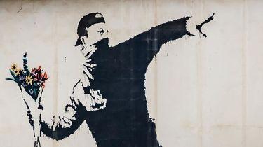 banksy, identiteit, copyright