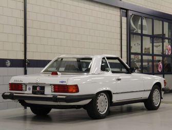 Tweedehands Mercedes-Benz SL560 1986 occasion