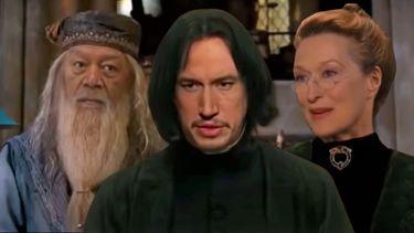Magische deepfakes: zo ziet Harry Potter eruit met Amerikaanse acteurs
