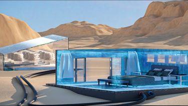 KAUST, koelsysteem, woestijn, water, zout, milieu, airco