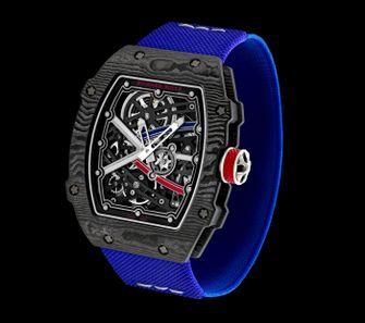 Julian Alaphilippe, tour de france, peperduur horloge, gele trui, Richard Mille RM 67, watch