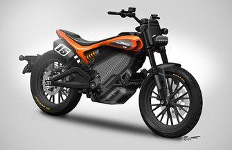 Harley-Davidson elektrische motor