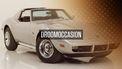tweedehands, Chevrolet Corvette C3 Targa, oldtimer, occasion