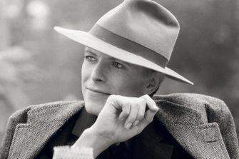 David Bowie, Terry O'Neill