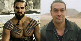 game of thrones, Khal Drogo, jason momoa, baard