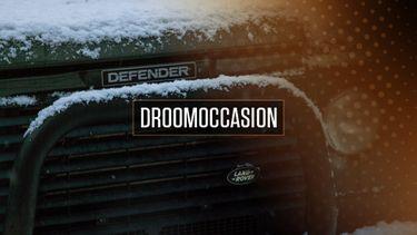 tweedehands, land rover defender, occasion, sneeuw, scherpe prijs