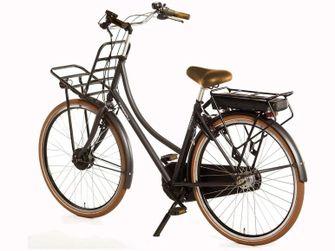elektrische fiets, lidl, e-bike, korting, nassau cargo III