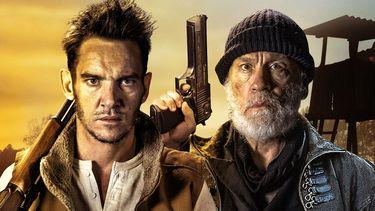 John Malkovich versus FBI-agent in trailer pandemie-film The Survivalist