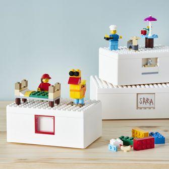 IKEA LEGO BYGGLEK meubels