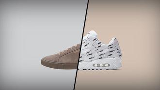 Sneakers: Nike en Vans Schoenen