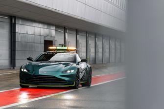 Forumule 1, Aston Martin Vantage, safety car