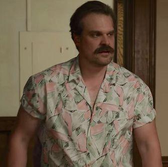 shirt jim hopper, stranger things