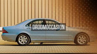 tweedehands Mercedes-Benz S430, occasion, scherpe prijs, betaalbaar