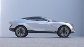 Kia Futuron, concept cars, 2020