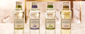 De mixers van London Essence maken je cocktails af