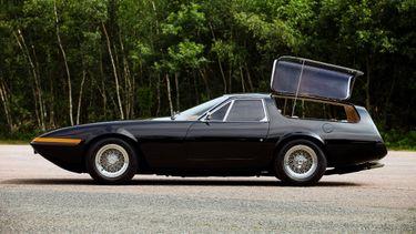 Ferrari 365 GTB_4 Shooting Brake, shooting brakes