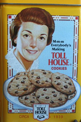 Toll House cookies, ruth graves wakefield, choclate chip, tesla