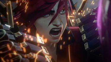 Arcane: Netflix toont brute League of Legends-serie