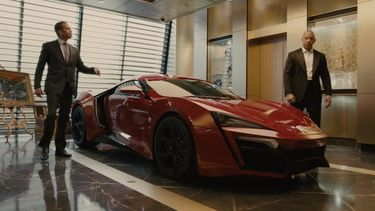 Lykan Hypersport, supercar, fast and furious 7, NFT
