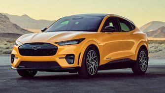 Ford Mustang Mach-E gt performance, tesla, killer