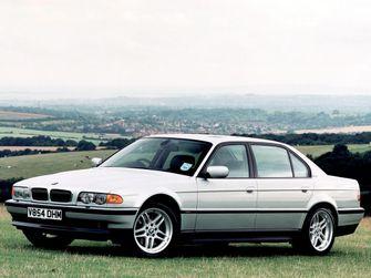 BMW, 750iL, E38, James, Bond