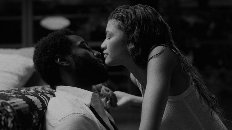 Malcolm & Marie Lockdown film