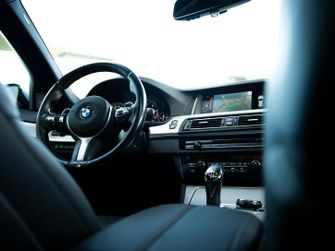 Tweedehands BMW 5 Serie Touring M550xd occasion