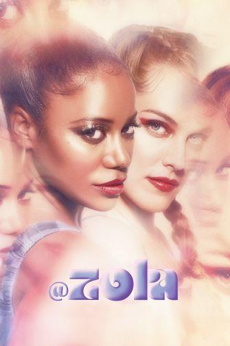 Zola erotische drama film twitter tweets trailer